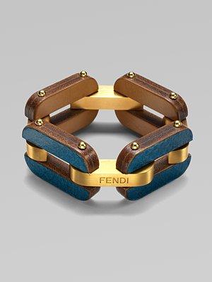 ... Bijoux » Fendi gioielli: i bijoux della nuova collezione con prezzi