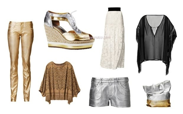 h&m 2011 gonne maglie pantaloni shorts