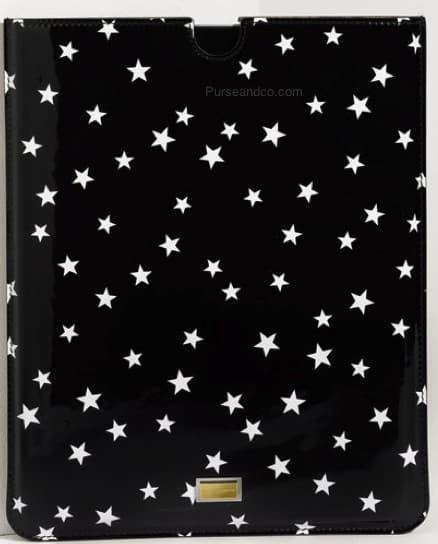 Custodia Ipad con stelle Dolce & Gabbana