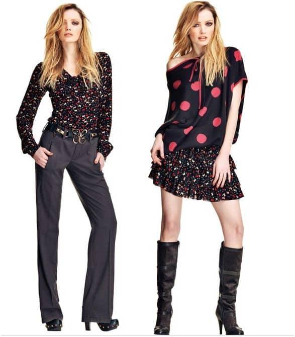 Anteprima abbigliamento Zara autunno inverno 2011 2012