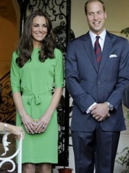 Kate e William in America