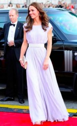 Kate Middleton al gala Bafta 2011