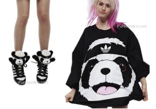 Sneakers Panda Adidas