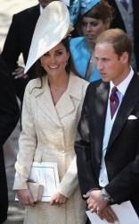 Kate Middleton al matrimonio di Zara Phillips