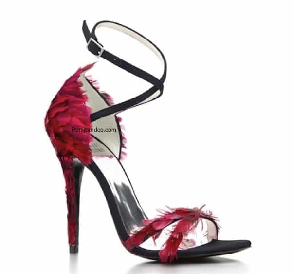 Olivia Palermo per le scarpe Stuart Weitzman