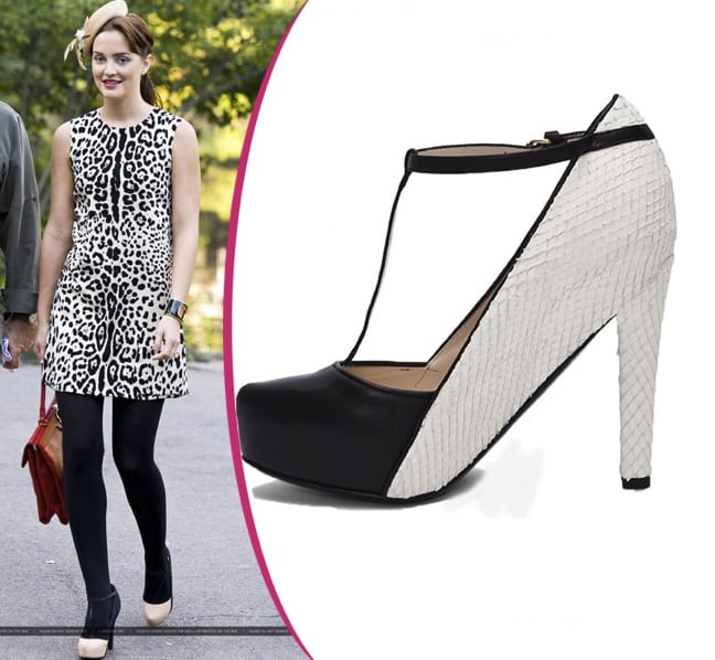 Blair Waldorf, le scarpe indossate in Gossip Girl