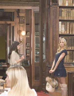 Elena Santarelli e Maya nello spot tv