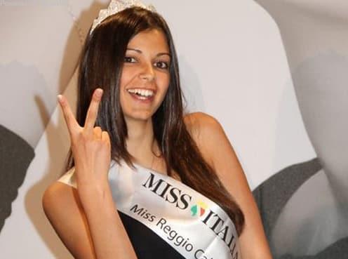 Miss Italia 2011 è calabrese