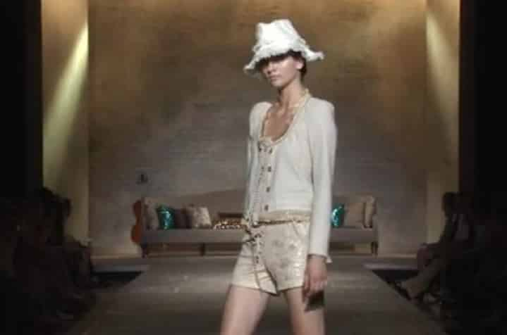 2533f48b893 Patrizia Pepe giacca cappello pantaloncini shorts estate 2012
