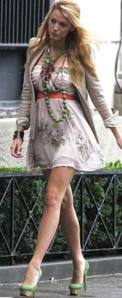 Serena Van Der Woodsen in Gossip Girl 5
