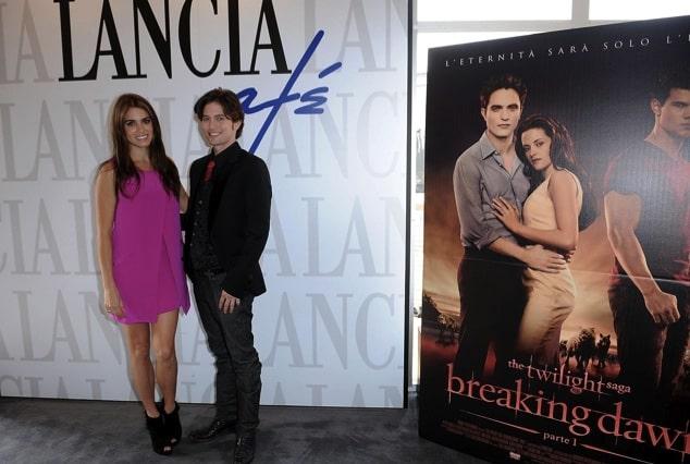 Festival del cinema di Roma 2011 presentazione Breaking Dawn