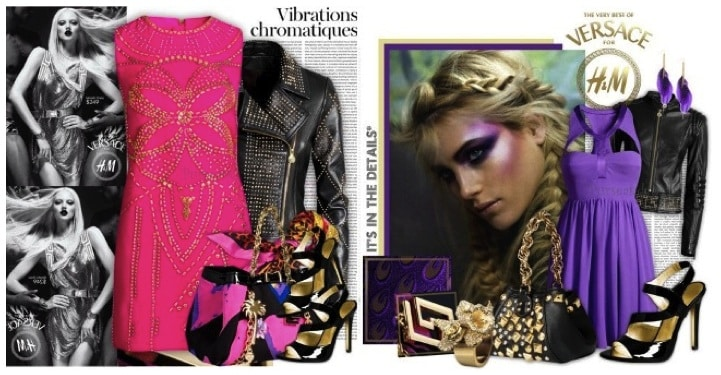 La collezione Versace for H&m