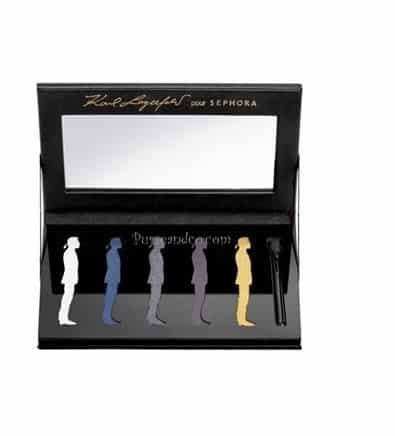Karl Lagerfeld per Sephora ombretti