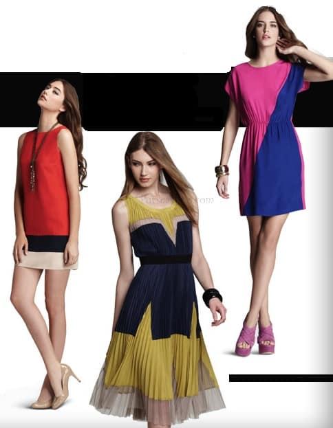Collezioni moda primavera estate 2012