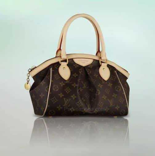 Borsa Louis Vuitton Tivoli PM in tela mongram