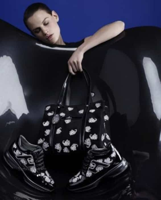 scarpe e borsa Hogan by Karl Lagerfeld autunno inverno 2012 2013