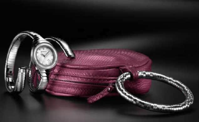 Orologio Breil Snake e pochette