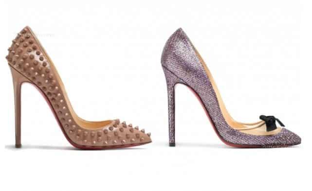 Louboutin scarpe 2012 2013 Pigalle