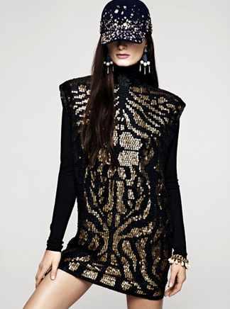 La collezione H&M per autunno inverno 2012 2013