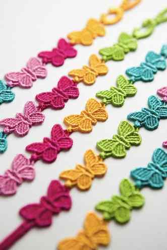 Braccialetti Cruciani colori multicolor