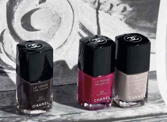 Chanel Vertigo, Suspicious, Frenzy