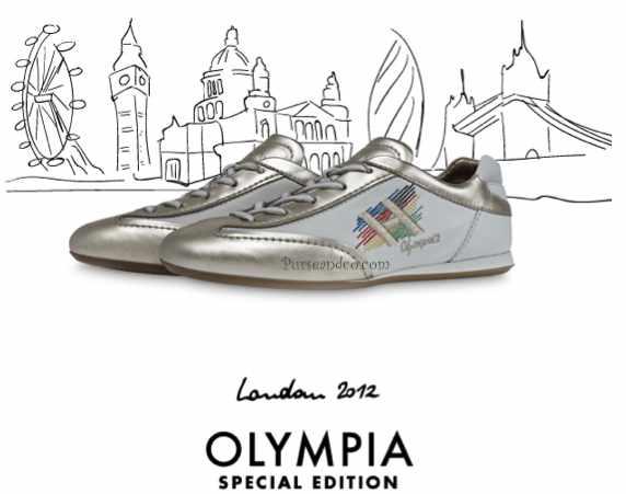 Scarpe Hogan per Olimpiadi Londra 2012