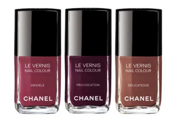Smalti Chanel della Vogue Fashion Night Out 2012