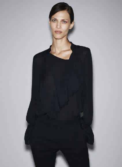 Zara collezione autunno inverno 2012 2013