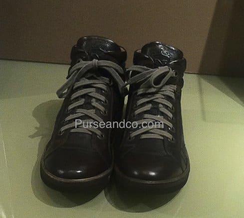 Sneakers Nero Giardini uomo autunno inverno 2012 2013