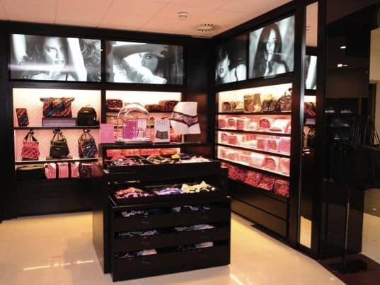 Victoria's Secrets negozio Italia