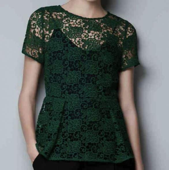 Catalogo Zara autunno inverno 2012 2013