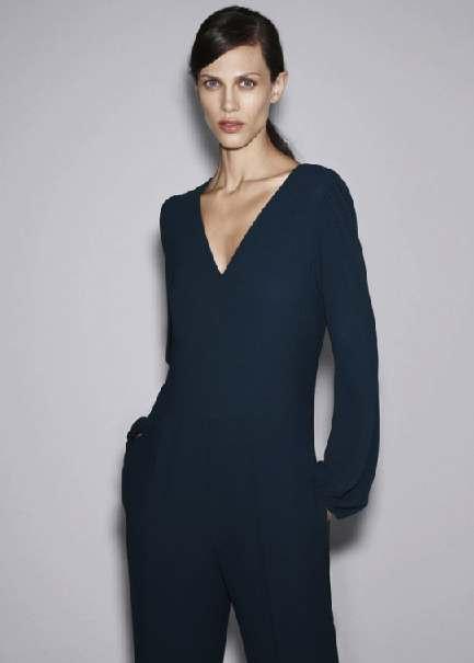 Collezione Zara autunno inverno 2012 2013 jumpsuit