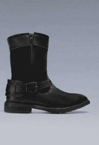Scarpe uomo Zara 2013 stivaletti