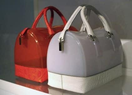 Bauletti in plastica Furla Candy Bag