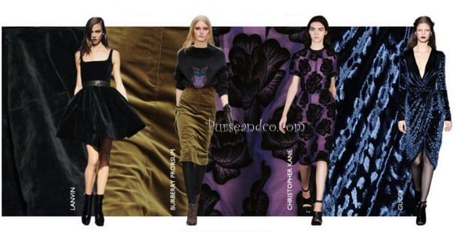 Tendenze moda autunno inverno 2013 colori abiti