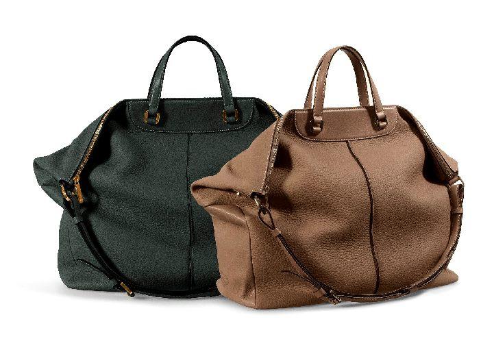 Borse Tod's Miky Bag in pelle, nuovo design