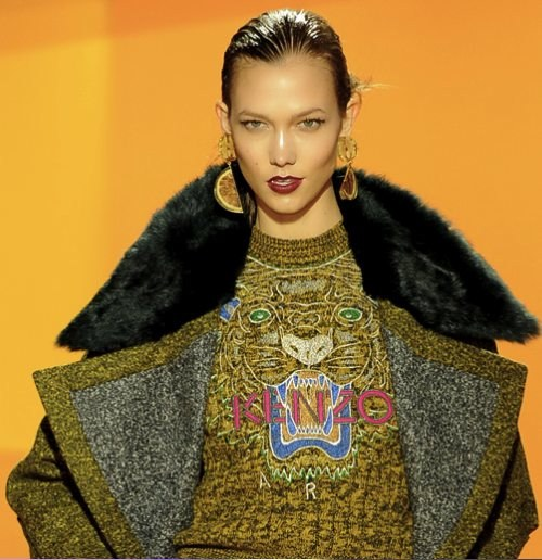 Kenzo Tiger sweater, must have inverno 2013
