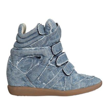 Sneakers Isabel Marant primavera estate 2013