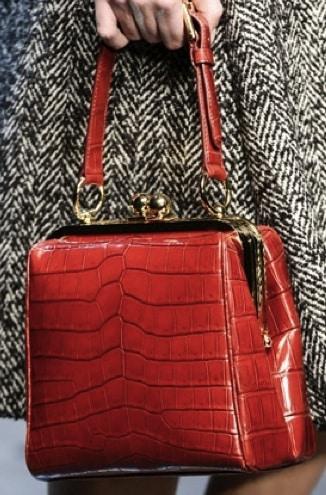 borse ultima moda autunno inverno 2013 2014 Dolce & Gabbana