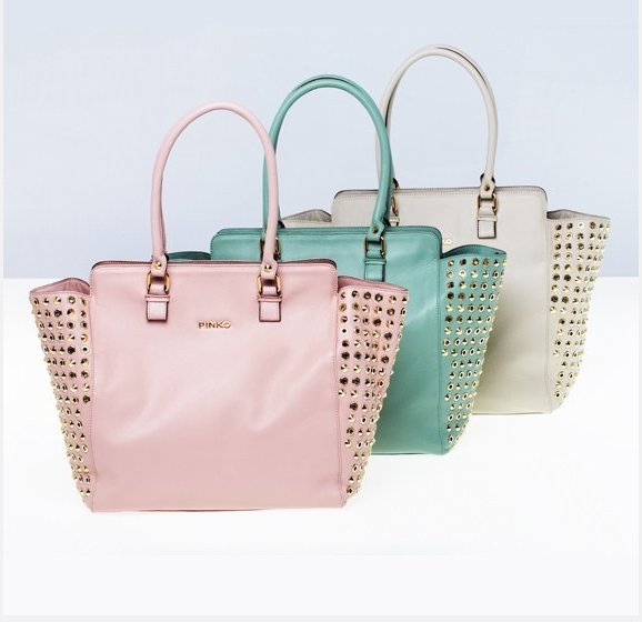 Borse Pinko Bag primavera estate 2013