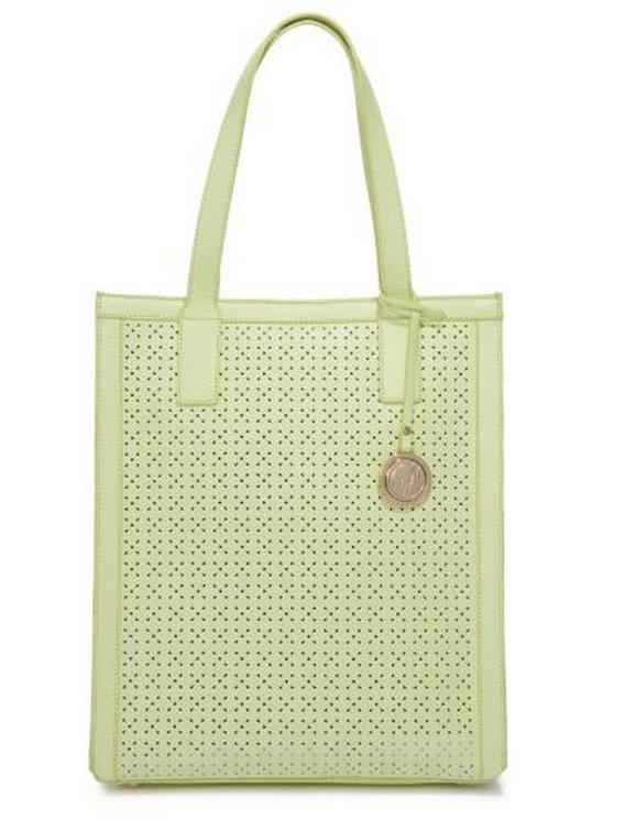 guess by marciano primavera estate 2013 shopper verde