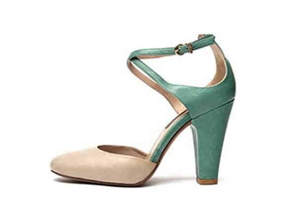 scarpe frau primavera estate 2013 bicolor