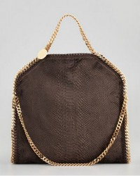 borse falabella stella mc cartney autunno inverno 2013 2014 serpente
