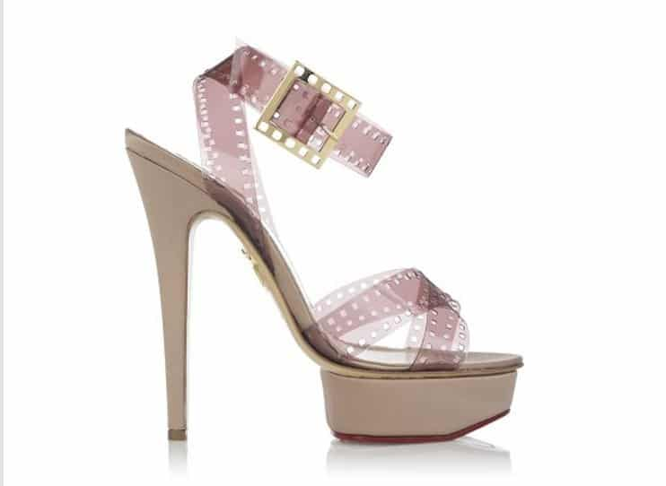 charlotte olympia shoes prefall 2013 sandali pellicola