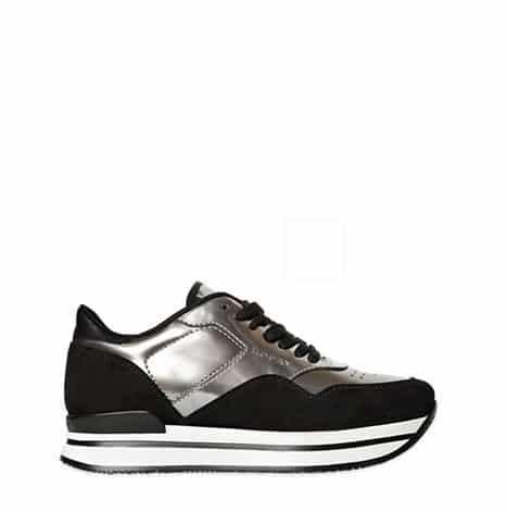 collezione scarpe hogan autunno inverno 2013 2014 sneakers silver