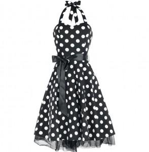 collezione vestiti anni 50 donna abito pois Emp Online