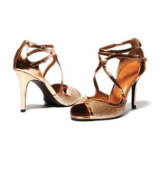 scarpe Kammi primavera estate 2013 metallizzata