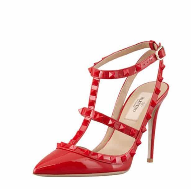 scarpe autunno inverno 2013 2014 valentino borchie