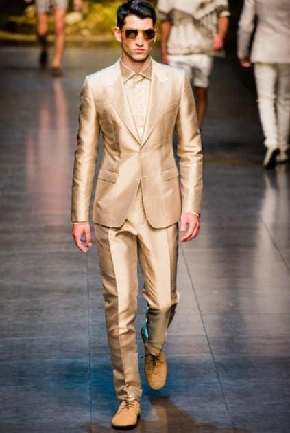 Dolce e Gabbana Uomo primavera estate 2014 20f2337c4ff