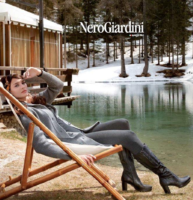 abbigliamento donna Nero Giardini autunno inverno 2013 2014 cardigan